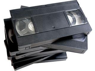 transcriere casete VHS, miniDV  dvd in format mp4 h264