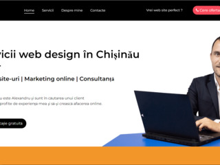 Creare site-uri | Marketing online | Consultanță