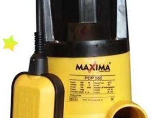 Pompa drenaje Maxima PDP 550/Garantie Livrare Gratuita/ 800 lei