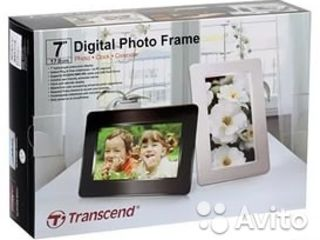 Фоторамка transcend Digital Photo Frame FP 705