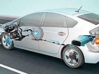 Ремонт и диагностика гибридных автомобилей!