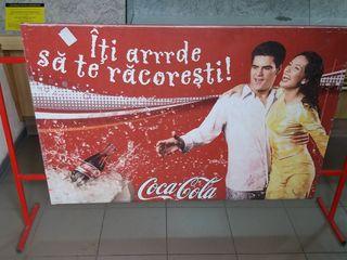 рекламные щиты 7 шт, 1,5 м. длина