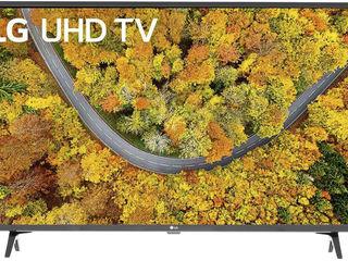"""Телевизор LG 43UP76506LD 43"""" / OLED / 4K UHD / Smart TV / Черный"""