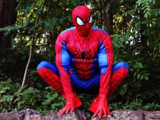 Spiderman (omul-paianjen), Спайдермен - человек паук