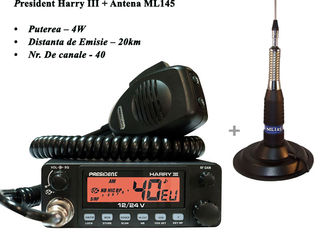 Statii Radio CB