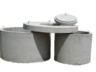 Inele din beton armat pentru fintina si canalizare