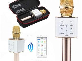 Microfon karaoke Q7, wireless