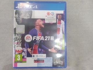 Продается новая Fifa 21