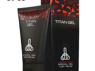 Titan Gel - для увеличение члена Скидки - 249 лей
