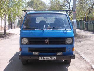 Volkswagen бортовой открытый