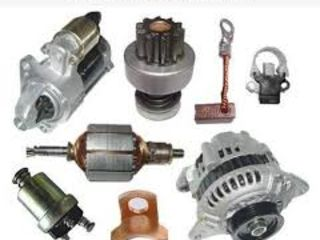 Ремонт генераторов и стартеров (Телецентр) + запчасти + замена generatoatelor si starterelor