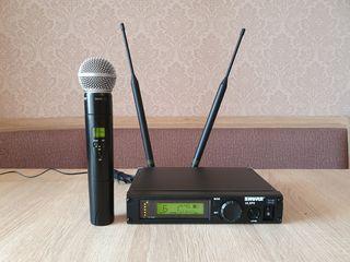 Shure ULXP24 SM58 Microfon vocal profesional. Original - Made in Mexico