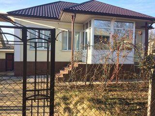 Casa este mobilata,posibil de schimbat pe apartament in Chisinau.
