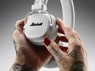 Marshall major III bluetooth!! white, nou origenale 100% - 80 euro !!