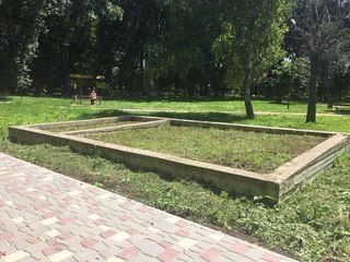 Участок в парковой зоне Бричан
