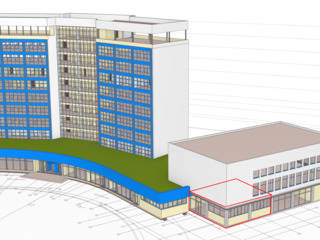 Суперпредложение на 1-ом этаже бизнес-центра Кентфорд!