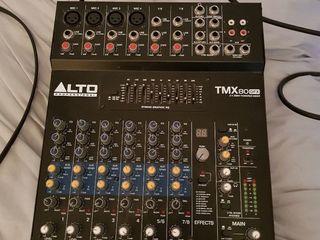 Alto TMX 80 DFX 8 canale + efecte