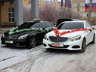 VIP Mercedes-Benz E-Class (2016) cu șofer/с водителем