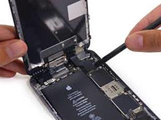 Акция! Ремонт телефонов iPhone7 замена дисплея!