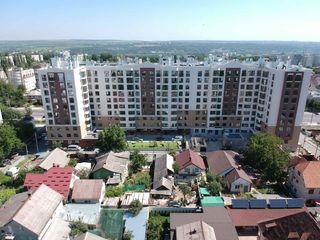 Astercon Grup - sect.Buiucani, apartament cu 3 odăi, 81.20 m2, 790 €/m2