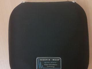 Sharper Image quiet place Noise-Cancellation Headphones (FJ454)