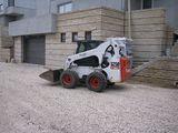 услуги минитрактор  bobcat s250
