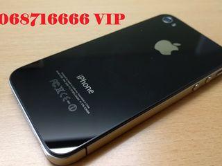 Număr frumos Orange se vinde  068716666 sau schimb pe un telefon mobil  iPhone 4S