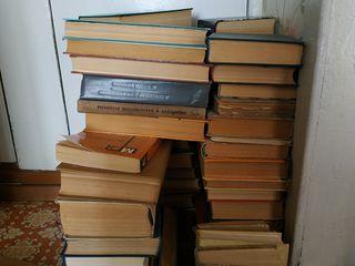 Книги, советское издание. Художественная литература. Все за 50 лей.