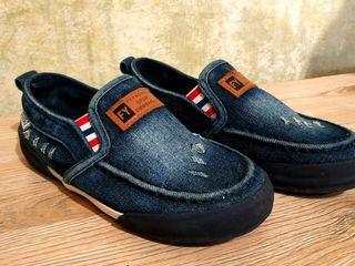 Джинсовые туфельки размер 33