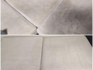Curatarea chimica mobilierului moale! Выездная химчистка мебели