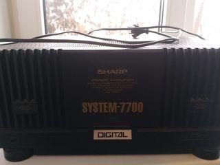 Sharp Sistem-7700