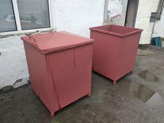 Urne si tomberoane pentru deșeuri/урны и контейнеры для мусора
