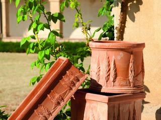Vase ceramice (ghivece din lut) AnticoMestiere