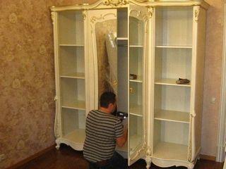 Сборка и разборка любой мебели.Навеска шкафчиков.Профессиональные Мастера.