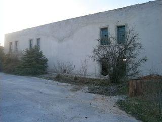 Производственные цеха бывшего кирпичного завода