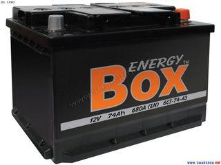 Acumulator energy box 74 ah - garantie de la producator!