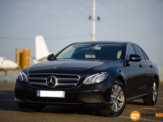 Chirie Auto Mercedes E-Class, anul producerii 2020