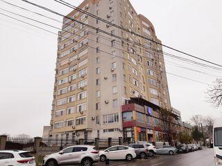 Центр, 3-х комн. 133 кв.м. + паркинг! ул.П. Рареш