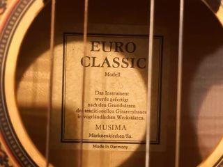 MUSIMA Euro Classic.