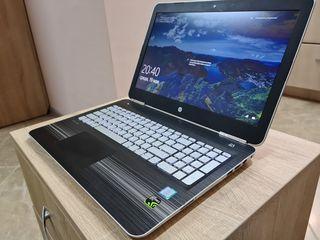 HP Pavilion 15t-bc200 ( 15.6 Full HD, GTX 1050 4GB, i7-7700HQ, SSD+HDD, 16GB Ram )