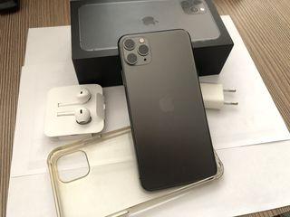 Iphone 11 Pro Max 256Gb nou Cadou husă si sticla ecran