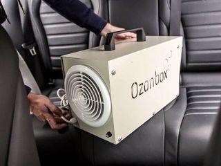 Озонирование салонов авто (дезинфекция авто салона)