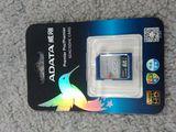 SD card ADATA для фотоаппарата на 32GB.
