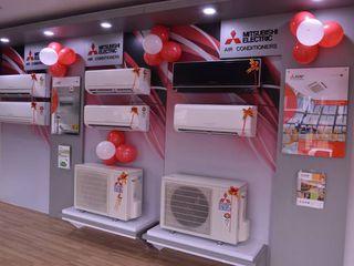 Японские кондиционеры Mitsubishi Electric от официального дистрибьютора в Молдове!