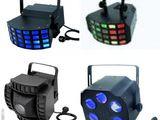 Большой выбор LED диско приборов. Disco effect LED