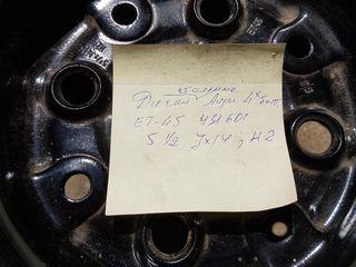 Диски стальные от Audi - 4 болта - Дешево