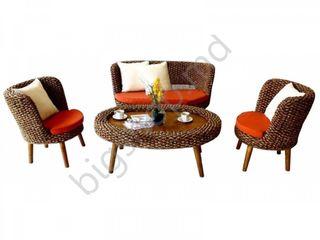 Set de mobila de grădină All Home Leiva 9238 livrare gratuită !