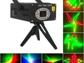 Лазерный и светодиодный свет! Домашний и уличный! Большой выбор! Супер цена!