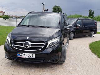 Mercedes-benz: v class/viano 7+1 locuri la comanda