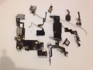 Iphone 6S+, Meizu M5, Sony Xperia Z1 запчасти